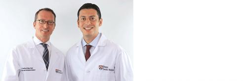 ZA Prof. Dr. Markus B. Blatz (links), Philadelphia (USA) ZA Dr. Julián Conejo (rechts), Philadelphia (USA)